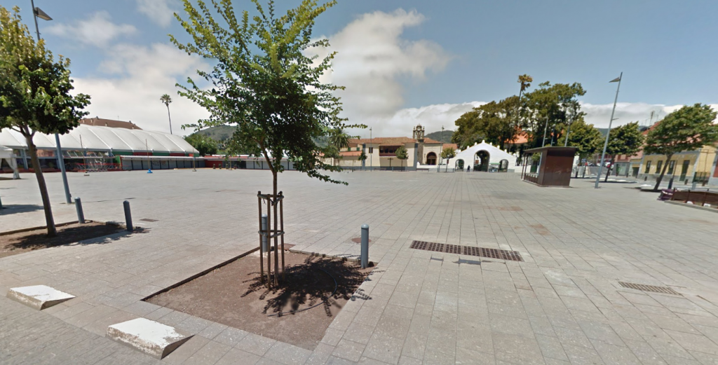plaza cristo